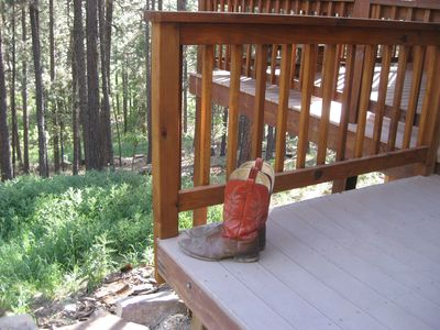 Photo for Bayfield Forest Lakes Mountain Home-Durango Area