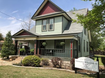 Photo for Only two short blocks to the exciting Historic Granbury Square!!