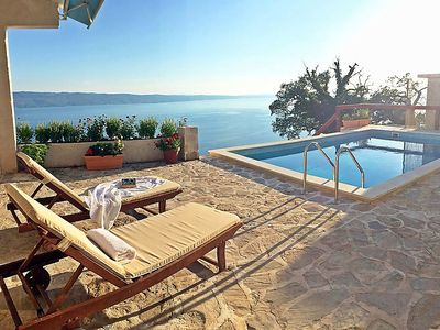 Photo for Vacation home Juraj  in Omiš, Central Dalmatia - 6 persons, 2 bedrooms