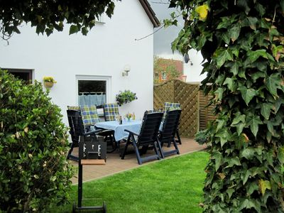 Photo for Holiday home near the center with garden, terrace and parking for up to 6 people.