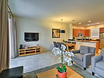 Photo for Regal Oak Townhome w/Hot Tub - 15 Mins From Disney