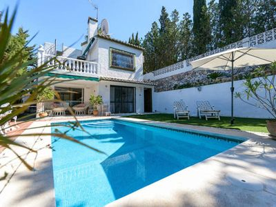 Photo for HOMELY & TRADITIONAL FAMILY VILLA WITH PRIVATE POOL