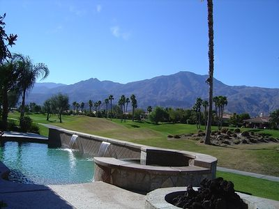 Photo for Stunning Santa Rosa Sunset Views--PGA West 3 Bedroom, 3.5 Bath Private Home