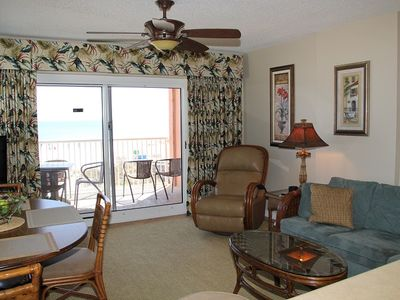 Photo for ROP 201.. Great Price 2 BR 2 BA Gulf Front View, Sugar Sands