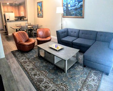 Photo for Spacious Little Italy India st. Condo w Parking