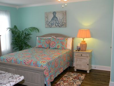 Photo for Budget Friendly Vacation Rentals in Galveston - One Block from Beach
