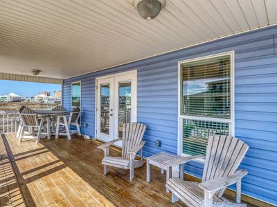 Photo for Spacious, dog-friendly house near the beach w/ Gulf view & outdoor shower!