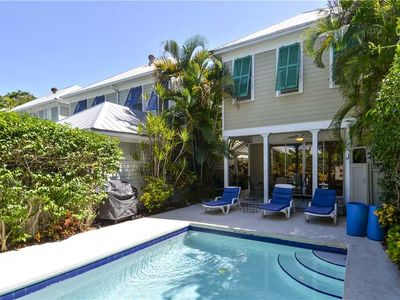 Photo for Enjoy private pool and Old Town location at TROPICAL DREAMING, PET FRIENDLY!