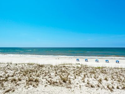 Photo for Sans Souci Gulf-front 2 bedroom - 2nd floor condo. Free WiFi. New Rental