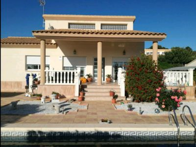 Photo for Sojaven Villa with fantastic view