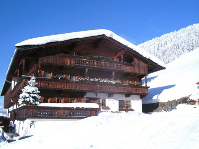 Photo for Alpbach-Hüttenappartement with sauna for 4 to 9 persons - Appartement-Ferienwohnung Rossalm with sauna 4-9 pers.