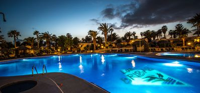 Photo for Deluxe 2 bed Villa on Las Brisas complex with large heated pool, close to beach
