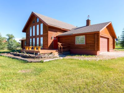 Photo for 3BR Driggs House w/Mountain Views & Private Deck!