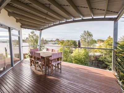 Photo for A stunning holiday home with panoramic views and a short walk to Paynesville