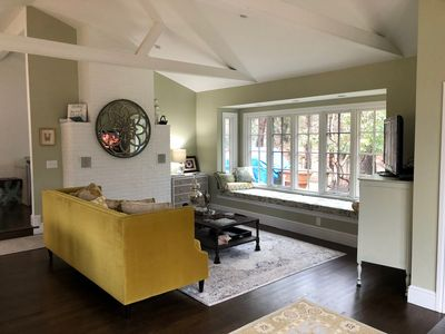 Photo for BRAND NEW SAG HARBOR GORGEOUS COTTAGE WITH POOL!