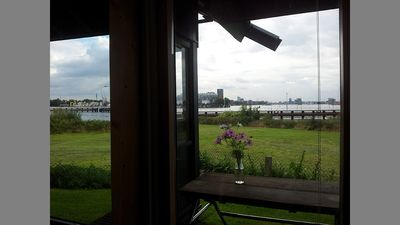 Photo for Cottage on the banks of the IJ
