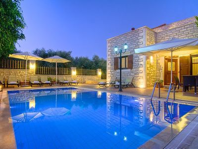 Photo for Vacation home Myrtia  in Atsipopoulo, Crete - 8 persons, 4 bedrooms