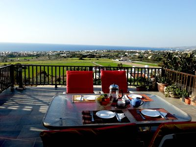 Photo for spacious 3 bedrooms sea and mountain views townhouse