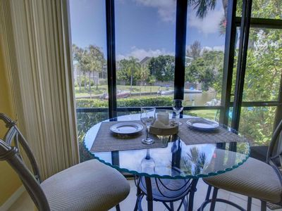Photo for Walk to Siesta Beach, Heated Pool, Wifi, Fido friendly, Renovated Ground Floor Unit, Covered Parking