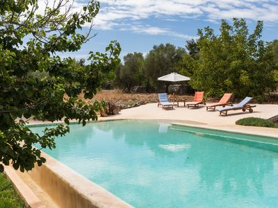 Photo for MASSERIA DONNO SANTO: POOL, 4 DEPENDANCE AND GREAT GARDEN