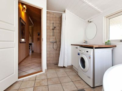 Photo for House in Slagelse with Garden, Washing machine (95907)