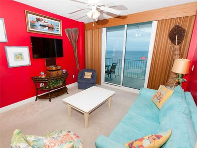 Photo for Lighthouse 1113: 2 BR / 2 BA condo in Gulf Shores, Sleeps 7