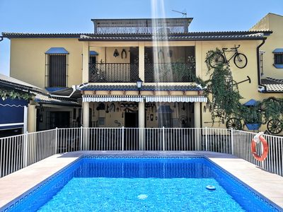 Photo for Bed Vine, beautiful and spacious house in the heart of Andalusia.