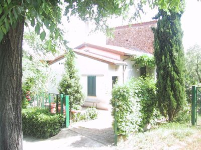 Photo for Holiday house with garden in the historic center