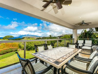 Photo for New Listing! Beautiful Decor & Fabulous Ocean Views! Hoolei 15-3