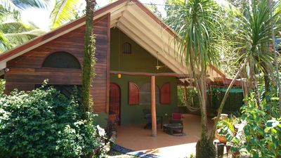 Photo for 150 yards from the beach - Beautiful 2 Bedroom 2 Bathroom House