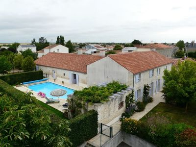 Photo for GITE of charm with heated swimming pool in South Vendée
