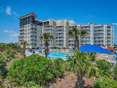 Photo for NEW! Waterfront Condo w/ Pool on N. Topsail Beach