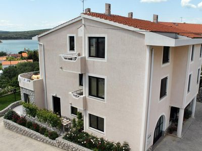Photo for Apartment in Punat (Krk), capacity 4+1
