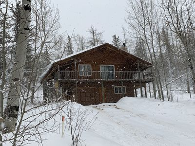 Photo for Newly Remodeled, Cozy Cabin on beautiful Terry Peak!