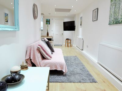 Photo for BEAUTIFUL NEWLY REFURBISHED 2 BEDROOM APARTMENT IN THE HEART OF GREENWICH