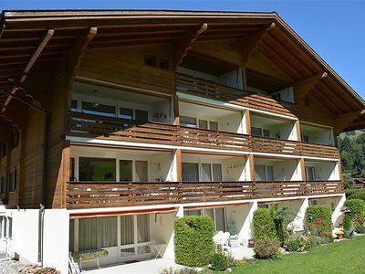 Photo for Apartment La Sarine 324  in Gstaad, Bernese Oberland - 6 persons, 3 bedrooms