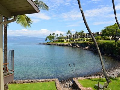 Photo for Oceanfront at Honokeana Cove! Unit #204. Swim with the Turtles!