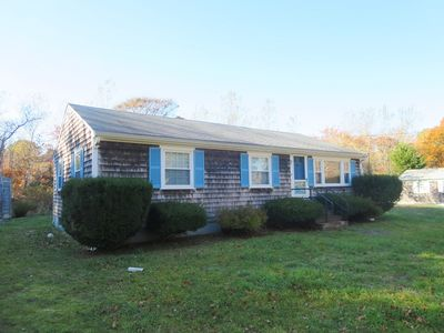 Photo for Beach Plum Bungalow - Central Air with this Cape Home