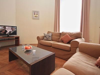 Photo for Apartment Riverbank in Praha/2 - 7 persons, 3 bedrooms