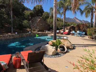 "Photo for Looking 4 Relief? Come ""Stay at Home"" in Nature @The Malibu Retreat Guest House"