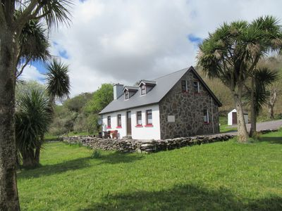 Photo for Traditional style Cottage in a quiet location close to the Kenmare Bay