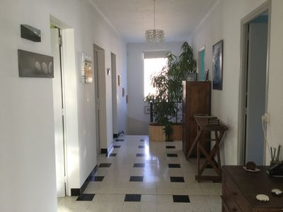 Photo for Villa garden quiet and residential area close to the historical city center.