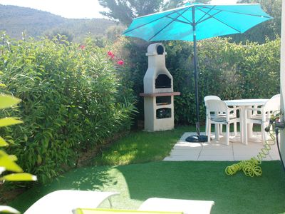 Photo for VILLA T2 with garden 500 meters from the beach