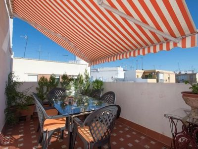 Photo for Apartment 1.1 km from the center of Seville with Internet, Air conditioning, Lift, Terrace (462953)