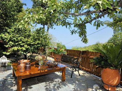 Photo for Wonderful private villa for 6 people with WIFI and TV