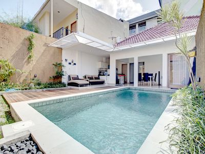 Photo for Great 2 Bedrooms Villa in Kuta!
