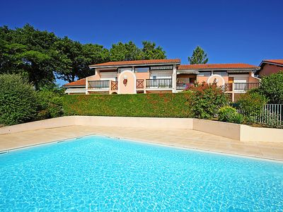 Photo for One bedroom Apartment, sleeps 6 in Capbreton with Pool and WiFi