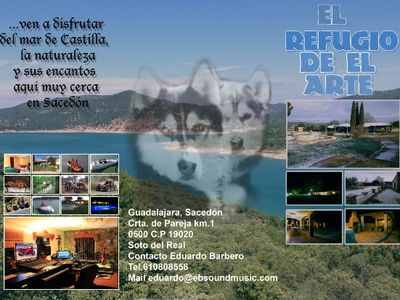 Photo for Self catering El Refugio del Arte for 10 people