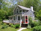 3BR Cottage Vacation Rental in Glenn, Michigan