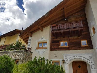 Photo for Holiday apartment La Punt-Chamues-ch for 6 - 10 persons with 5 bedrooms - Holiday apartment